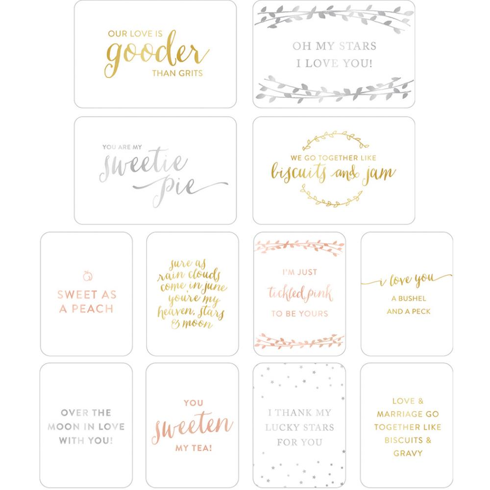 Project Life - Southern Weddings - Specialty Cards